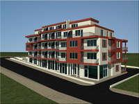 Апартаменти Черноморец