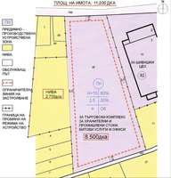 Plot with planning permission Blagoevgrad