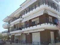 Тристаен апартамент Гърция Паралия