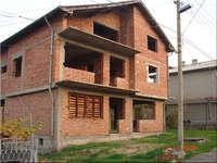 Three storey house Panagyurishte